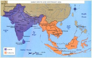 indian influence south asia