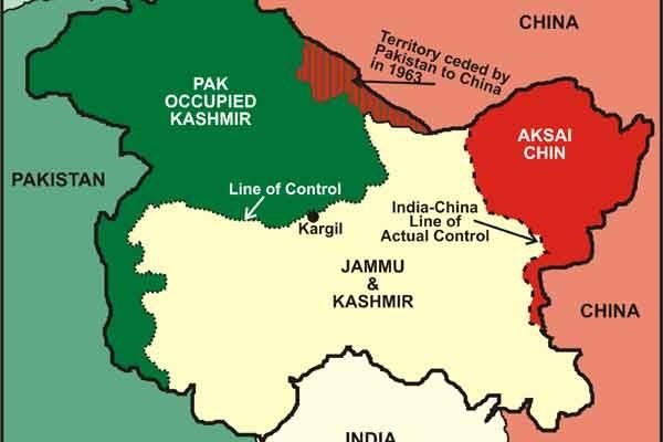 The Plebiscite in Kashmir